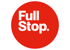 FullStop campaign logo in red