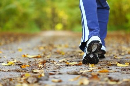 walking 450