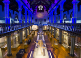 The Hunterian Museum main hall.