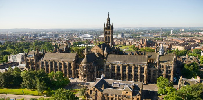 Glasgow University Main Campus