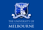 Image of the University of Melbourne marque