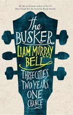 Creative Writing alumni, Liam Bell The Busker