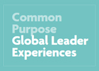 Image of the logo for Common Purpose Global Leader