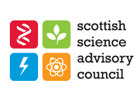 Logo of the Scottish Science Advisory Council