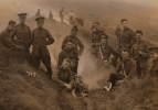 UofG WW1 soldiers 140
