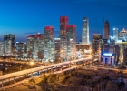 Beijing business district 140