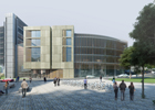 Image of the proposed Learning and Teaching Hub