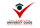 Complete University Guide logo