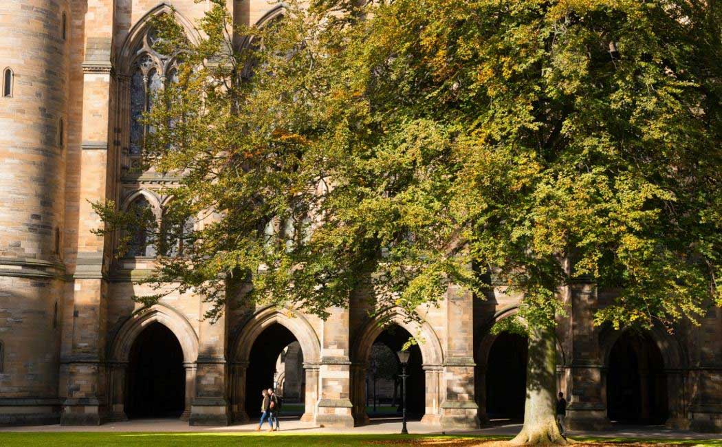 The East Quadrangle