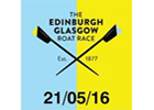 Image of the Scottish Boat Race 2014 logo