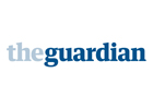 Image of the UK Guardian newspaper logo