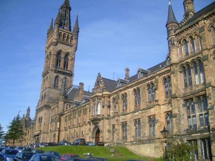 Fore Hall Main Building Glasgow University