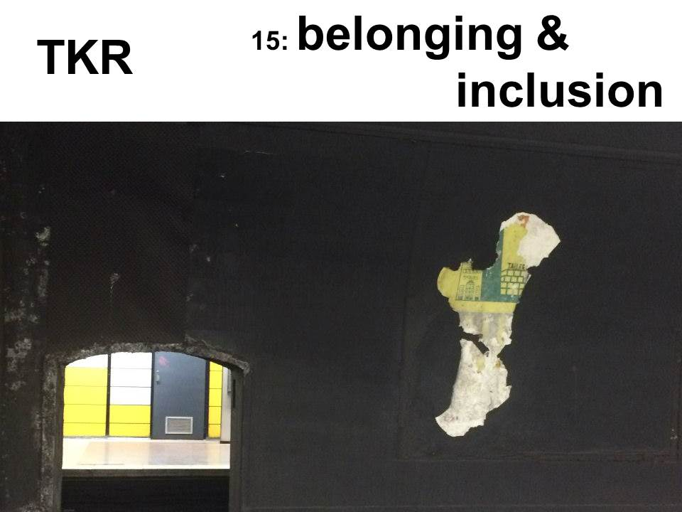 TKR - Belonging and Inclusion