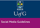 Social Media Guidelines icon