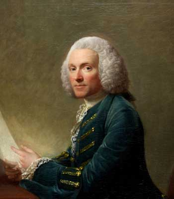 Allan Ramsay, William Hunter, c.1764-65