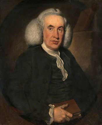 Portrait of William Cullen