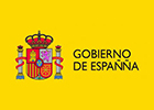 Image of the opfficial crest of the Spanish Government