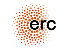 Image of the logo of the European Research Council
