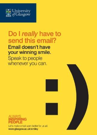 Email Overload Campaign - Poster 2