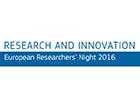 Image of the European Researchers Night branding
