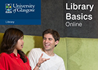 Image of the Library Basics leaflet for 2016/17