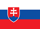Image of the Slovakian flag