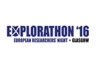 Image of the Explorathon 2016 logo