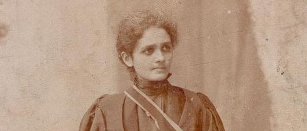 First female Indian graduate - Merbai Ardesir Vakil