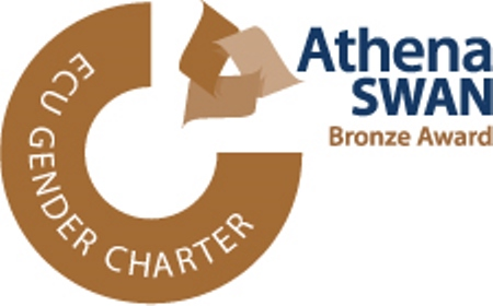 Large Athena Swan Bronze