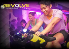 Image of the Revolve cycling brand