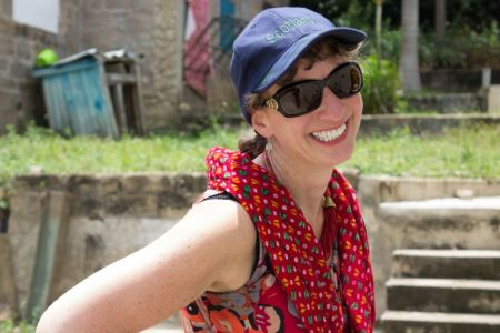 Alison Phipps in Ghana 450