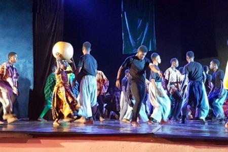 Phipps Noyam African Dance Institute, Ghana, 450