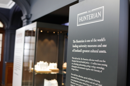 Hunterian in the South 1
