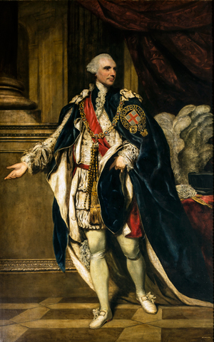 Sir Joshua Reynolds, John Stuart, 3rd Earl of Bute, 1773. Image courtesy The Bute Collection at Mount Stuart.