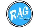 The logo of Raising and Giving Glasgow