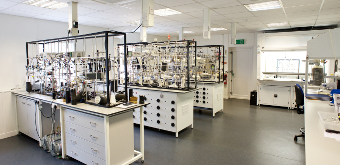 radiocarbon dating laboratory