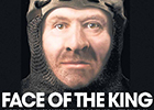 Image of the virtual face of Robert the Bruce
