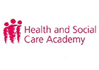 Image of the Health and Social Care Academy logo