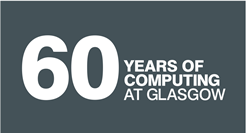 60 Years of Computing at Glasgow