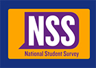 Small image of the 2017 National Student Survey logo