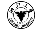 Image of the crest or marque of Zhejiang University