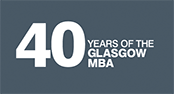 40 years of the Glasgow MBA