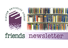Image of the Friends of Glasgow University Library newsletter for winter/spring 2017