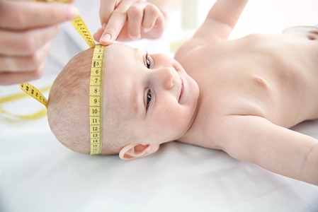 Baby Measuring 450