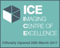 Imaging Centre of Excellence (ICE), opened 29 March button