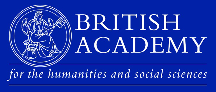 Image of the logo of the British Academy