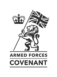 Image of Armed Forces Covenant branding