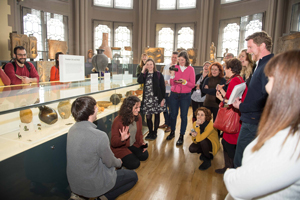 EMOTIVE workshop at The Hunterian