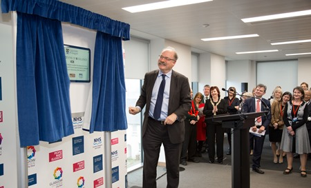 World-leading Imaging Centre of Excellence Officially Opened in Glasgow