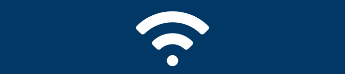 Get connected. Wifi icon. Icon used was made by Freepik from flaticon.com, licensed by a CC BY 3.0.